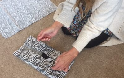 Katie, Charlotte and Family – Zebra Hooves