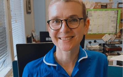 Liz, Lead Nurse, Royal Free Hospital